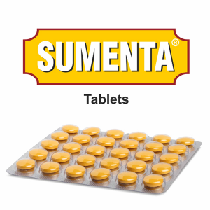 успокоительное средство Сумента Чарак (Sumenta, Charak), 30 таблеток