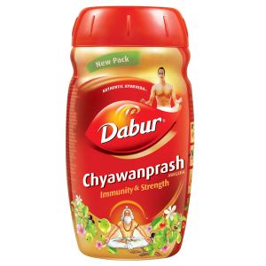 Чаванпраш Дабур (оригинальный, манго, апельсин), 3 банки по 500 гр.