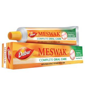 аюрведическая зубная паста Мисвак Дабур (Meswak Dabur), 100 гр