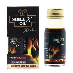 масло Шила-Икс Дабур (Shila-X Oil Dabur), 20 мл