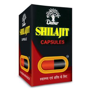 мумиё Шиладжит Дабур (Shilajeet Dabur), 30 капсул