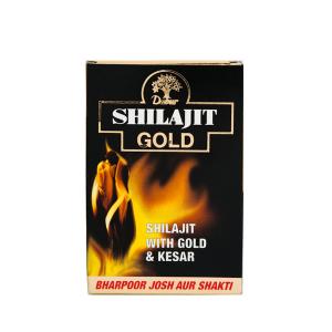 Шиладжит Голд (Shilajit Gold), 10 капсул