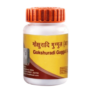 Гокшуради Гуггул Дивья (Gokshuradi Guggul Divya), 80 таблеток