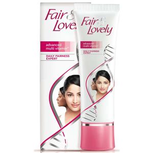 отбеливающий крем для лица Fair and Lovely мультивитаминный комплекс, 25 гр