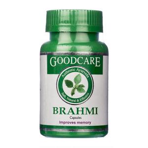 Брахми ГудКер (Brahmi GoodCare), 60 капсул