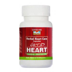 Здоровое Сердце (Good Heart Good Care), 60 капсул