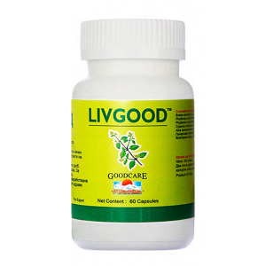 Ливгуд (Livgood GoodCare Pharma), 60 капсул