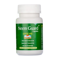 Ним Гард Гуд Кеар (Neem Guard GoodCare), 60 капсул