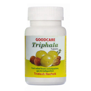 Трипхала Гудкеар (Triphala GoodCare Pharma), 100 таблеток