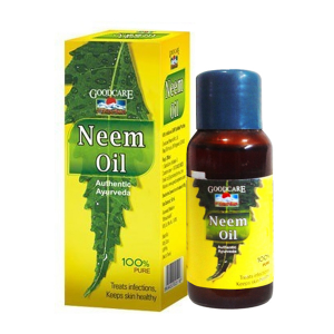 масло Нима (Neem Oil Goodcare), 50 мл