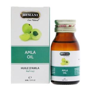 Масло Амлы Хемани (Amla Oil Hemani), 30 мл.
