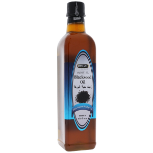 Масло Чёрного Тмина Хемани (Black Seed Oil Hemani), 500 мл.