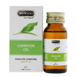 Масло Камфоры Хемани (Camphor Oil Hemani), 30 мл.