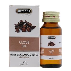 Масло Гвоздики Хемани (Clove Oil Hemani), 30 мл.