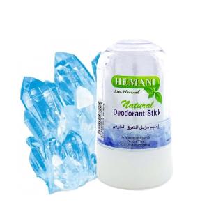 дезодорант кристалл Алунит Hemani, 70 гр