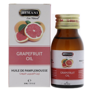 Масло Грейпфрут Хемани (Grapefruit Oil Hemani), 30 мл.