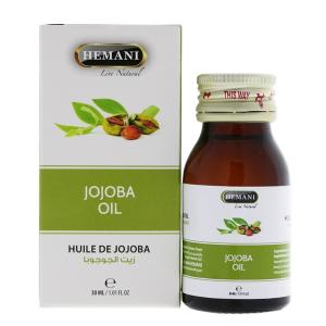 Масло Жожоба Хемани (Jojoba Oil Hemani), 30 мл.