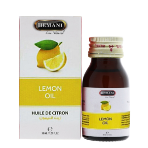 Масло Лимона Хемани (Lemon Oil Hemani), 30 мл.