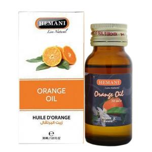 Масло Апельсина Хемани (Orange Oil Hemani), 30 мл.
