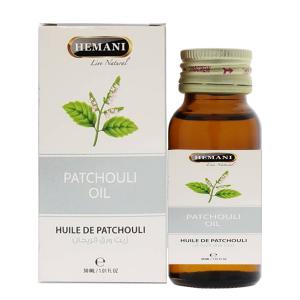 Масло Патчули Хемани (Patchouli Oil Hemani), 30 мл.