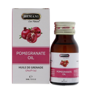 Масло Граната Хемани (Pomegranate Oil Hemani), 30 мл.