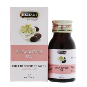 Масло Ши Хемани (Shea Butter Oil Hemani), 30 мл.
