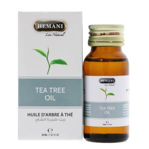Масло Чайного дерева Хемани (Tea Tree Oil Hemani), 30 мл.