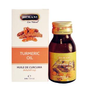 Масло Куркумы Хемани (Turmeric Oil Hemani), 30 мл.