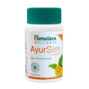Аюрслим (AyurSlim), 60 капсул