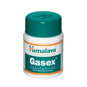 Гасекс (Gasex), 100 таблеток