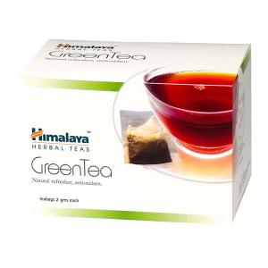 Чай органический Зелёный Гималаи (GreenTea Himalaya), 10 пакетиков