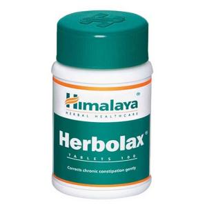 Хербалакс Хималая (Herbolax Himalaya), 100 таблеток