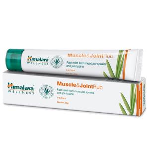 крем Himalaya Herbals от мышечных и суставных болей (Muscle & Joint Rub)