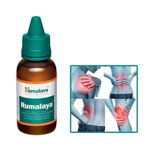 лечебное масло для суставов Румалая (Rumalaya Oil), 60 мл.