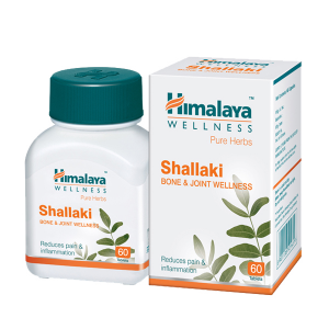 Шалаки Гималаи (Shallaki Himalaya), 60 таблеток