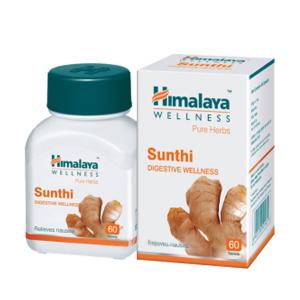 средство для похудения Сунтхи Гималаи (Sunthi Himalaya), 60 таблеток