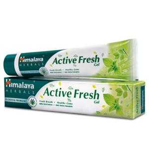 зубная паста-гель Активная Свежесть Хималая (Active Fresh Himalaya), 80 гр.