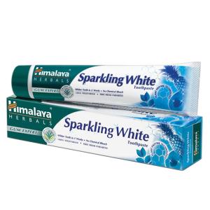 Отбеливающая зубная паста Хималая (Sparkling White Himalaya), 80 гр.