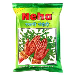 хна для мехенди Neha в порошке, 25 гр