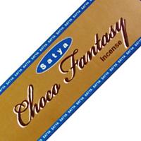 Благовония Шоколадная фантазия Сатья (Choco Fantasy Satya), 15 гр