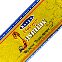 благовония Жасмин Сатья (Natural Jasmine Satya), 15 гр.