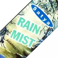 Благовония Тропический Дождь (Rain Mist Satya), 20 гр