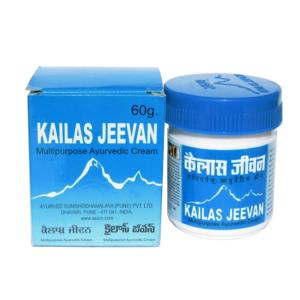 универсальный крем-бальзам Кайлас Дживан (Kailas Jeevan), 60 гр.