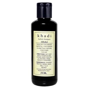 Шампунь для ослабленных волос Шикакай Кхади (Sikakai, Khadi), 210 мл.