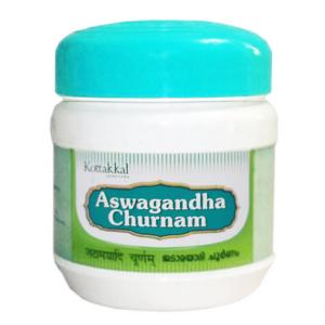 Ашвагандха чурна Арья Вайдья Шала (Aswagandha churnam AVS), 100 гр.