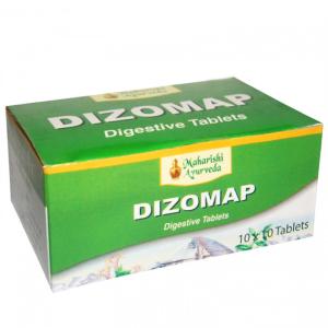 Дизомап Махариши Аюрведа (Dizomap Maharishi Ayurveda), 100 таблеток