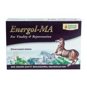 Энергол-МА Махариши Аюрведа (Energo-MA Maharishi Ayurveda), 20 таблеток