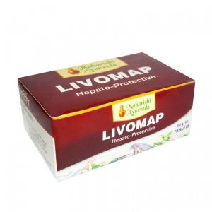 Ливомап (Livomap Maharishi Ayurveda), 100 таблеток