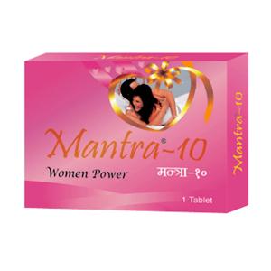Мантра-10 (Mantra-10), 1 таблетка