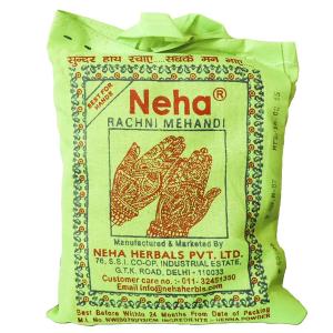 хна для мехенди Neha в порошке, 500 гр